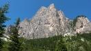 Schöne Dolomiten